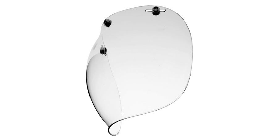 plexi model bublina (čiré), NOX