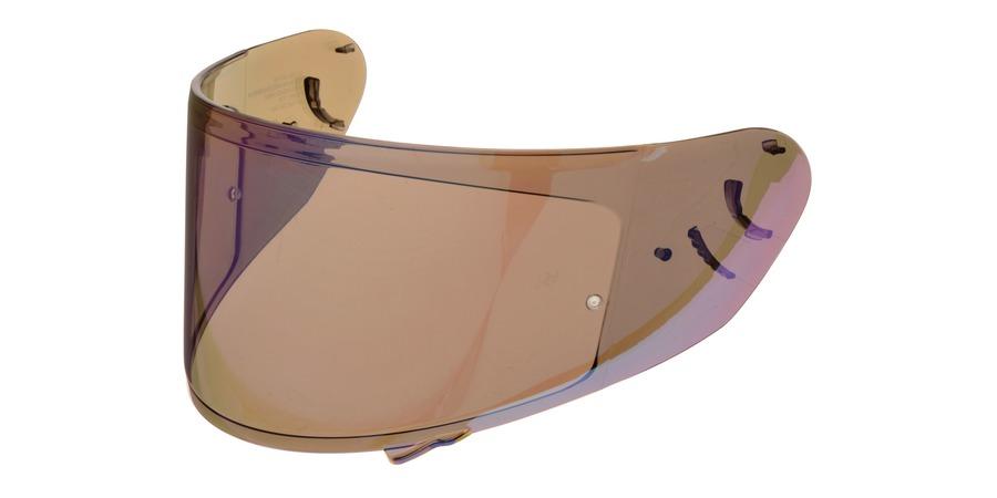 plexi pro přilby Cyklon s přípravou pro Pinlock Max Vision, CASSIDA - ČR (iridium)