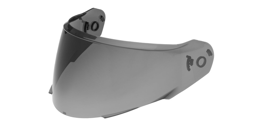 plexi pro přilby Velocity ST, CASSIDA - ČR (tmavé, antifog)