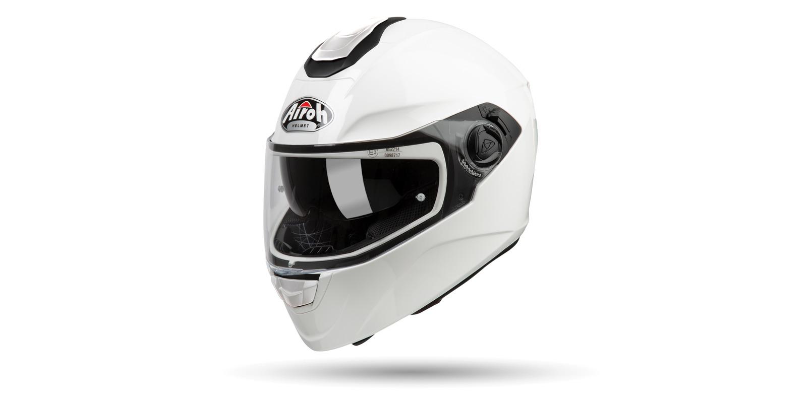 přilba ST 301 Color, AIROH (bílá lesklá)