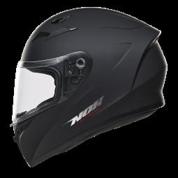 Dětská moto přilba NOX N961K černá matná