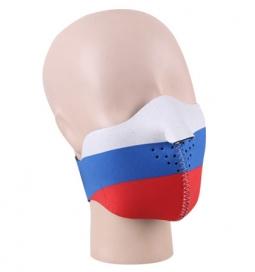Maska neoprenová nízká RUSSIA