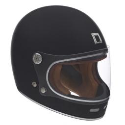 Moto přilba NOX PREMIUM REVENGE černá matná