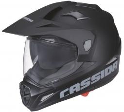 Přilba CASSIDA Tour černá matná + kukla
