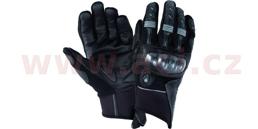 rukavice Bottrop, ROLEFF, pánské (černé)