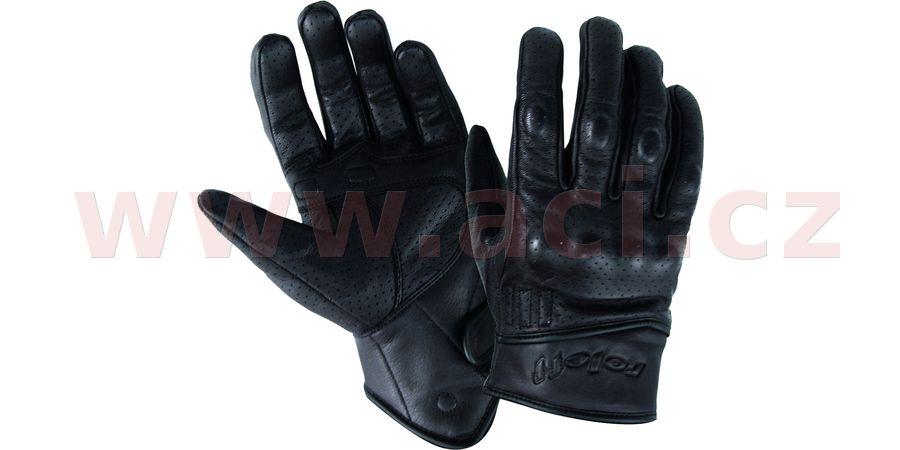 rukavice Frankfurt, ROLEFF, pánské (černé)
