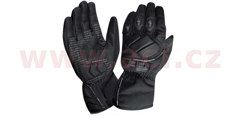 rukavice Geneve, ROLEFF, pánské (černé)