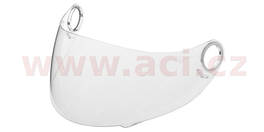plexi pro přilby N915/N917 s přípravou pro Pinlock, NOX (čiré)