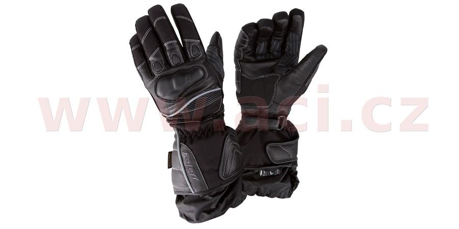rukavice Winter, ROLEFF (černé)
