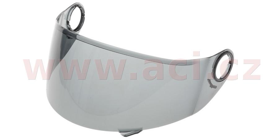 plexi pro přilby N301/N962 s přípravou pro Pinlock, NOX (tmavé)