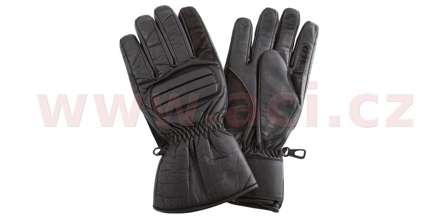 rukavice Strase, ROLEFF, pánské (černé)
