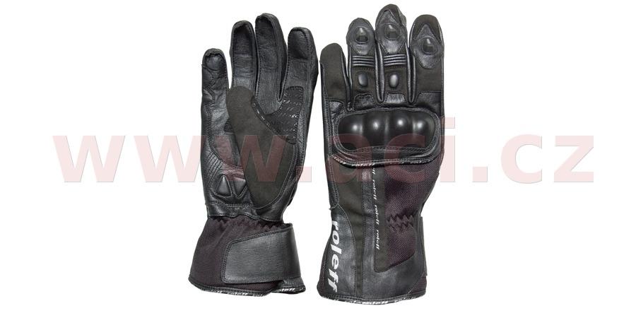 rukavice Passau, ROLEFF (černé)
