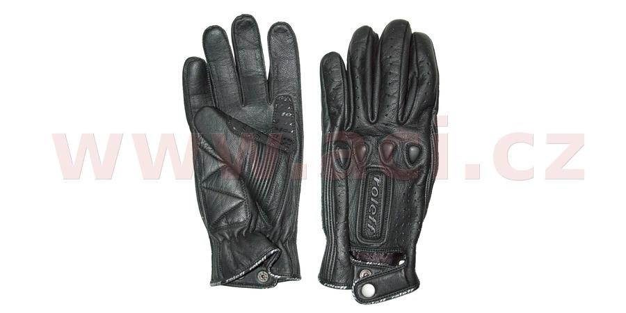 rukavice Tempelhof, ROLEFF (černé)