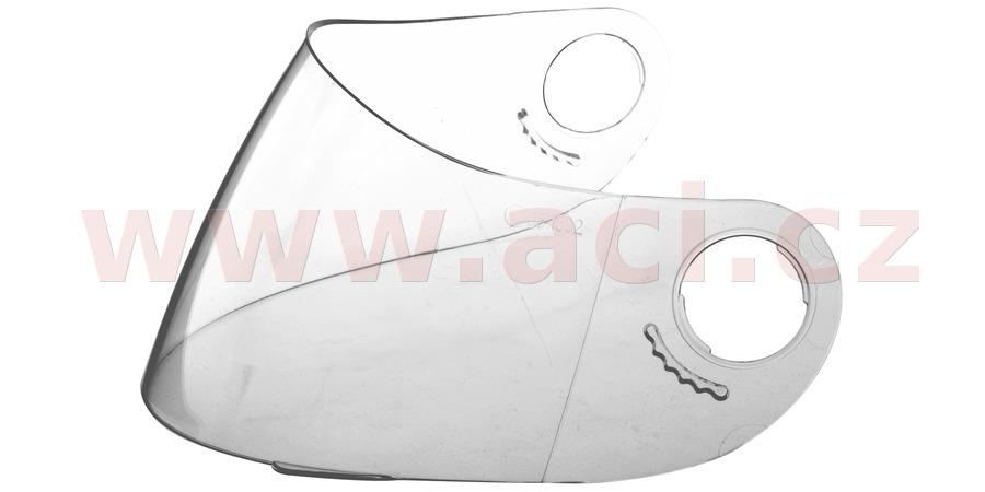 plexi pro přilby N953, NOX (čiré)