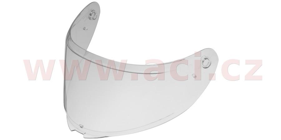 plexi pro přilby N961 s přípravou pro Pinlock, NOX (čiré)
