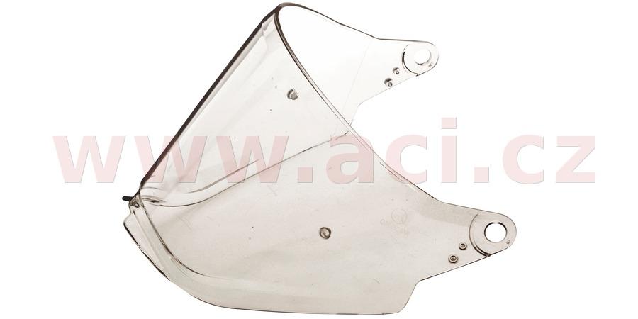 plexi s přípravou pro Pinlock pro přilby N312, NOX (čiré)