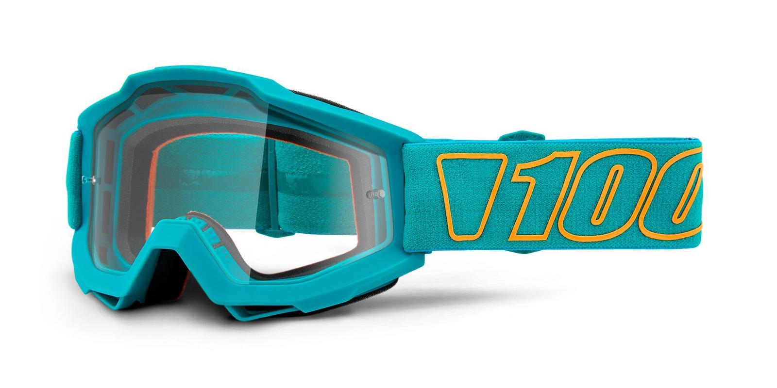 brýle ACCURI GALAK, 100% (čiré plexi)