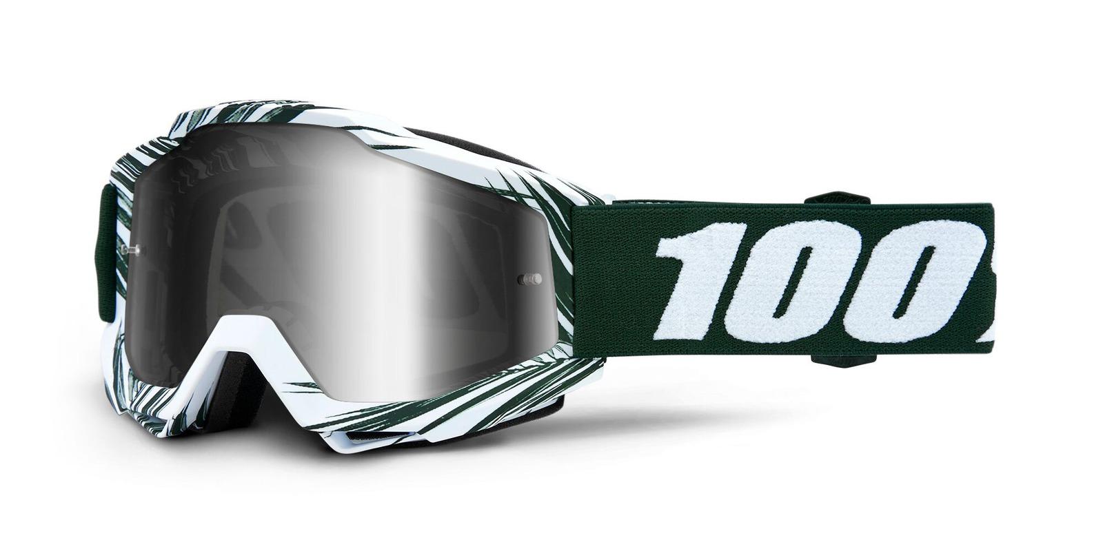 brýle ACCURI BALI, 100% (stříbrné zrcadlové plexi)