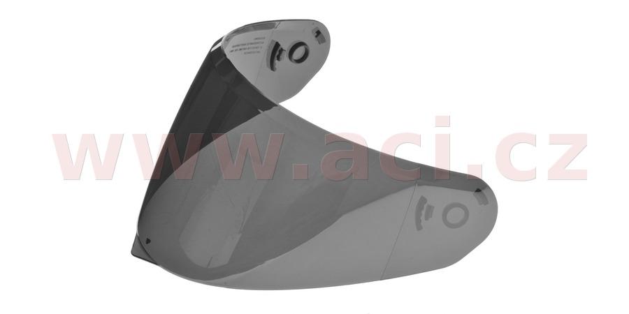 plexi pro přilby Integral 3.0 s přípravou pro Pinlock, CASSIDA (zrcadlové stříbrné)