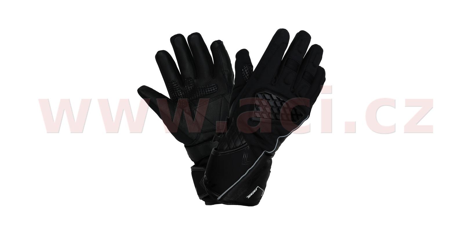 rukavice Garmisch, ROLEFF (černé)