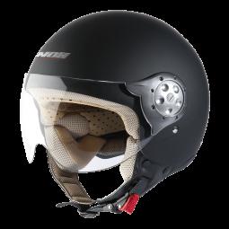 Moto přilba NOX N211 černá matná