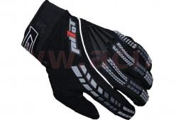 Dětské motocyklové rukavice PIONEER černé