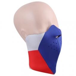 Maska neoprenová vysoká CZECH
