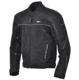 Motocyklová bunda STUNT AYRTON černá