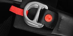 Přilba Cross Cup Two CASSIDA černá-červená + kukla