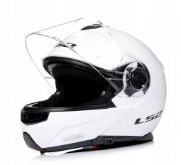 Moto přilba LS2 FF325 bílá