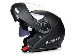 Přilba LS2 FF325 černá matna