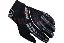 Motocyklové rukavice PIONEER černé