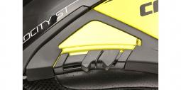 Moto přilba CASSIDA VELOCITY ST 2.1 žluto-černá + PINLOCK