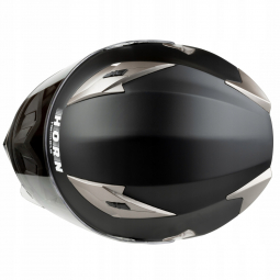 Moto přilba HORN H829 Blenda + KUKLU tmavé plexi součástí balení přilby