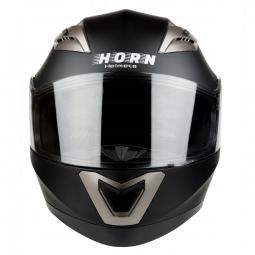 Moto přilba HORN H829S ECO  tmavé plexi součástí balení přilby