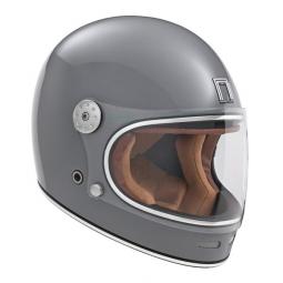 Moto přilba NOX PREMIUM REVENGE šedá